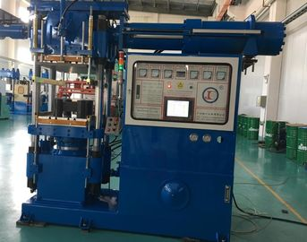 Auto Spare Parts Rubber Compression Moulding Machine , 1000 Ton Rubber Injection Moulding