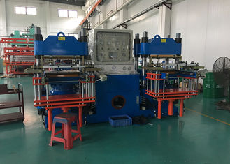Touch Screen Plate Vulcanizing Machine ,  Rubber Auto Parts Making Machine