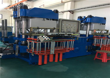 300 Ton Hydraulic Vacuum Compression Machine For AB Rubber Gel Molding