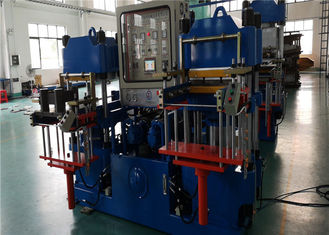 400 T Brake Pad Molding Machine Same Density Pressure Vertical Column Type