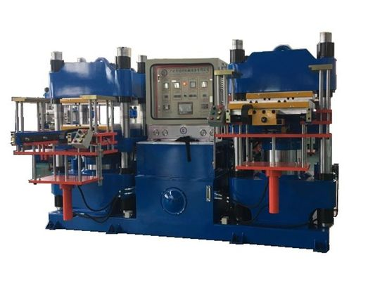74.8KW 400mm 400 Ton Rubber Brake Pad Making Machine